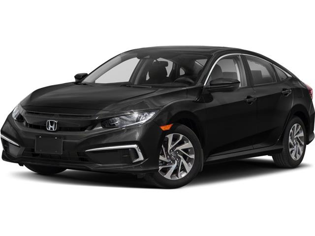 2019 Honda Civic EX (Stk: ) in Whitehorse - Image 1 of 1