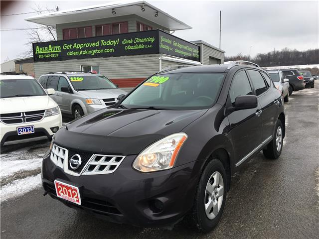 2012 Nissan Rogue S (Stk: 2630) in Kingston - Image 1 of 12