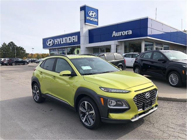 2020 Hyundai Kona  (Stk: 21850) in Aurora - Image 1 of 18