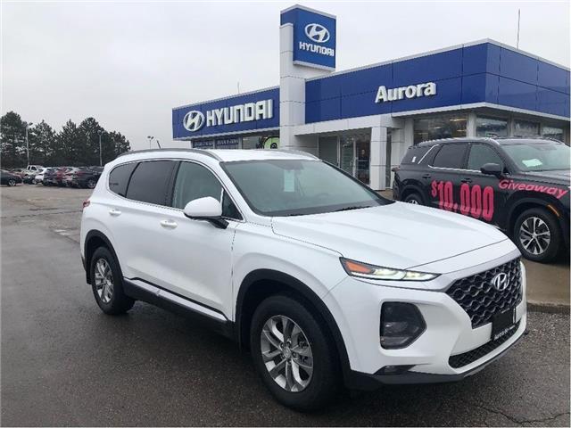 2020 Hyundai Santa Fe  (Stk: 21956) in Aurora - Image 1 of 17