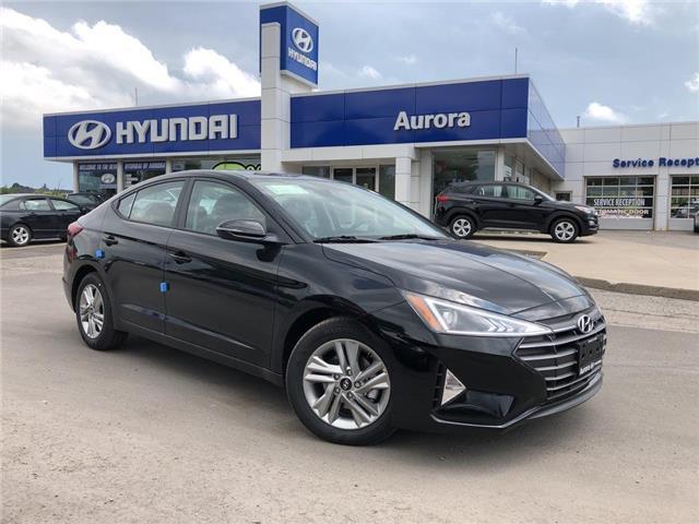 2020 Hyundai Elantra  (Stk: 21624) in Aurora - Image 1 of 15