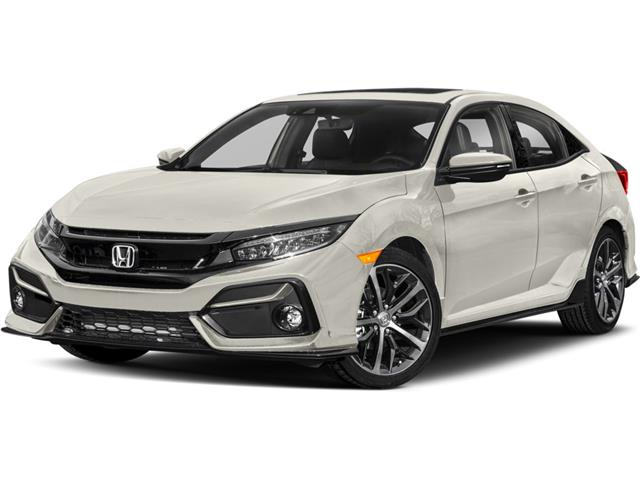 2020 Honda Civic Sport Touring (Stk: ) in Whitehorse - Image 1 of 1
