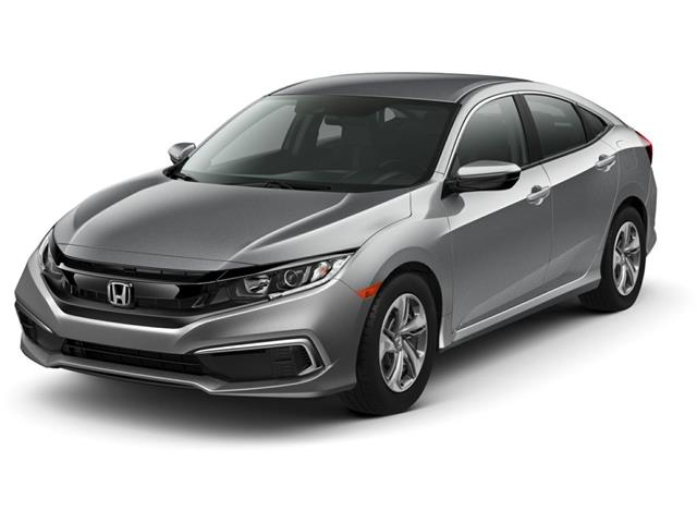 2020 Honda Civic LX (Stk: ) in Whitehorse - Image 1 of 1