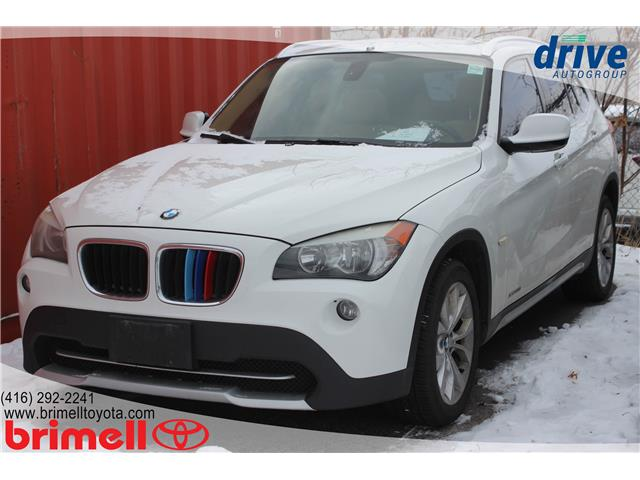 2012 BMW X1 xDrive28i (Stk: 207896A) in Scarborough - Image 1 of 4