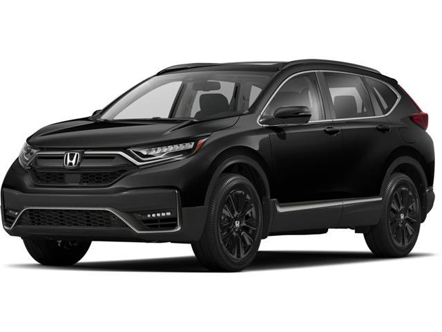 2020 Honda CR-V Black Edition (Stk: ) in Whitehorse - Image 1 of 1