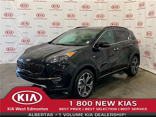 2020 Kia Sportage SX (Stk: 22118) in Edmonton - Image 1 of 30