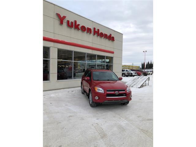 2012 Toyota RAV4 Limited V6 (Stk: ) in Whitehorse - Image 1 of 4