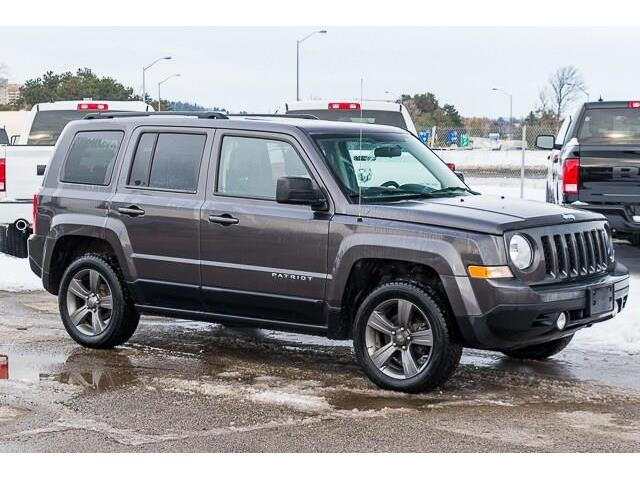 2015 Jeep Patriot Sport/North (Stk: 27233UX) in Barrie - Image 1 of 18