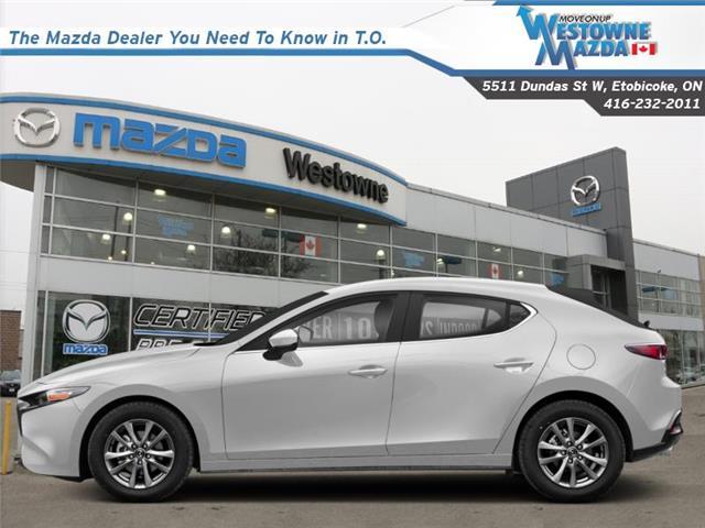 2020 Mazda Mazda3 Sport GX (Stk: 16072) in Etobicoke - Image 1 of 1