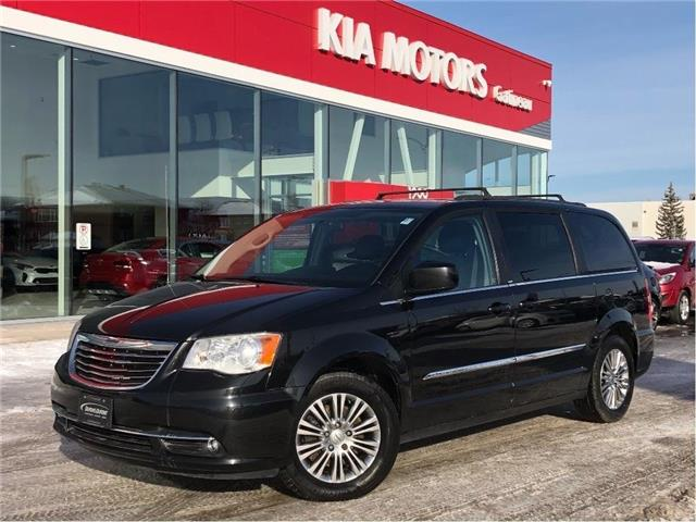 2013 Chrysler Town & Country Touring-L (Stk: 20550A) in Gatineau - Image 1 of 21