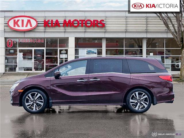 2019 Honda Odyssey Touring (Stk: A1528) in Victoria - Image 1 of 22