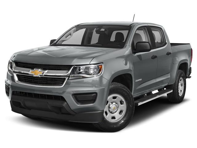 2020 Chevrolet Colorado Z71 (Stk: T20042) in Campbell River - Image 1 of 9