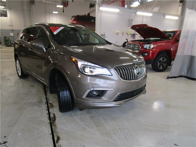 2017 Buick Envision Premium I (Stk: 7894) in Moose Jaw - Image 1 of 35