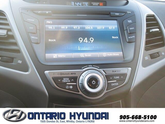 2015 Hyundai Elantra Limited (Stk: 87538K) in Whitby - Image 2 of 20