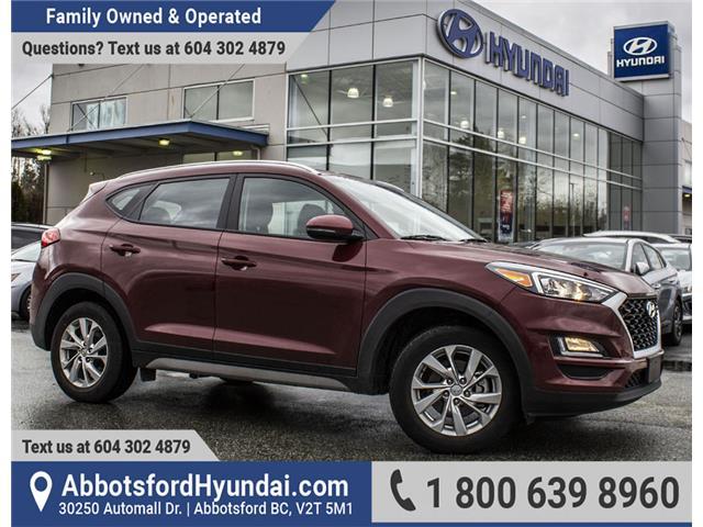 2019 Hyundai Tucson Preferred (Stk: AH9011) in Abbotsford - Image 1 of 24