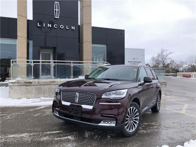 2020 Lincoln Aviator Reserve (Stk: LA20174) in Barrie - Image 1 of 20