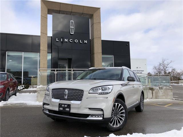 2020 Lincoln Aviator Reserve (Stk: LA20226) in Barrie - Image 1 of 18