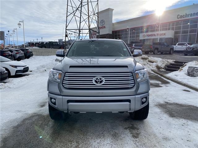 2017 Toyota Tundra Platinum 5.7L V8 (Stk: 200178A) in Cochrane - Image 2 of 18