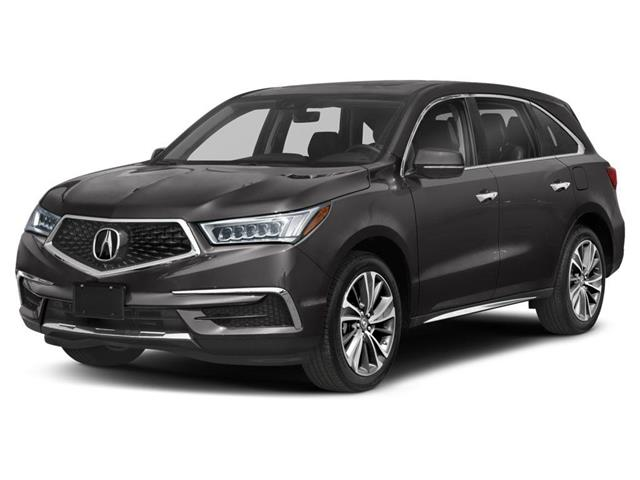 2020 Acura MDX Tech (Stk: 20MD2776) in Red Deer - Image 1 of 8