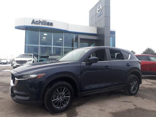 2019 Mazda CX-5 GS (Stk: P5962) in Milton - Image 1 of 12