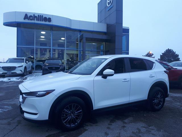 2019 Mazda CX-5 GS (Stk: P5960) in Milton - Image 1 of 11