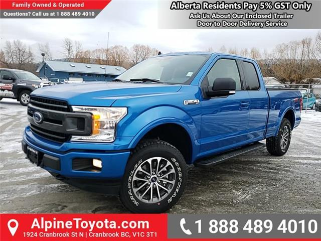 2019 Ford F-150 XLT (Stk: X216474A) in Cranbrook - Image 1 of 25