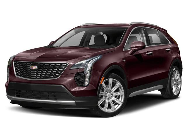2020 Cadillac XT4 Premium Luxury (Stk: 0204560) in Langley City - Image 1 of 9
