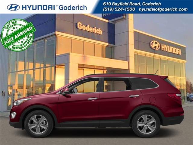Used 2015 Hyundai Santa Fe XL   - $103 B/W - Goderich - Goderich Hyundai