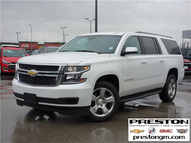 2019 Chevrolet Suburban LT (Stk: X28941) in Langley City - Image 1 of 30