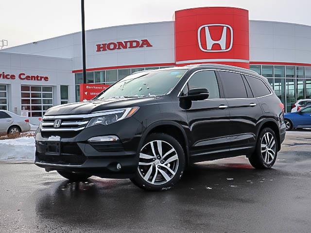 2017 Honda Pilot Touring (Stk: B0263) in Ottawa - Image 1 of 27