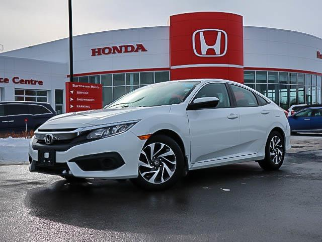 2017 Honda Civic EX (Stk: B0313) in Ottawa - Image 1 of 26