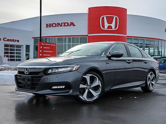 2018 Honda Accord Touring (Stk: B0414) in Ottawa - Image 1 of 27