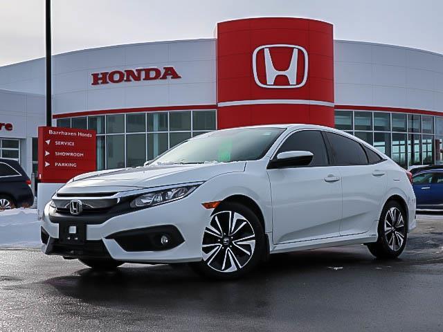2016 Honda Civic EX-T (Stk: B0428) in Ottawa - Image 1 of 26