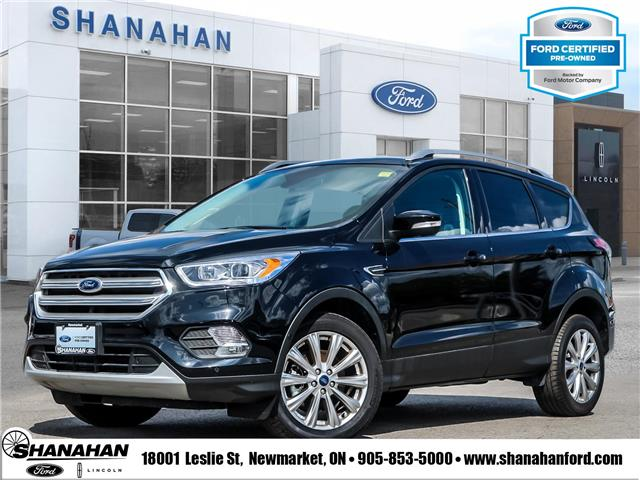 2018 Ford Escape Titanium (Stk: P51122) in Newmarket - Image 1 of 29