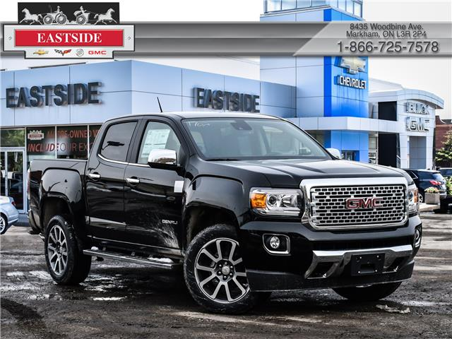 2020 GMC Canyon Denali (Stk: L1151158) in Markham - Image 1 of 22