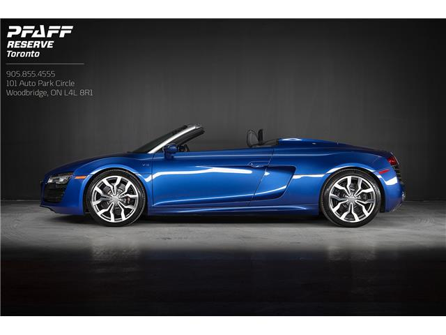 2014 Audi R8 5.2 (Stk: MU2238) in Woodbridge - Image 1 of 19