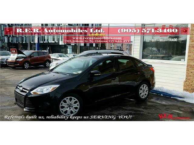 2013 Ford Focus SE (Stk: ) in Oshawa - Image 1 of 17