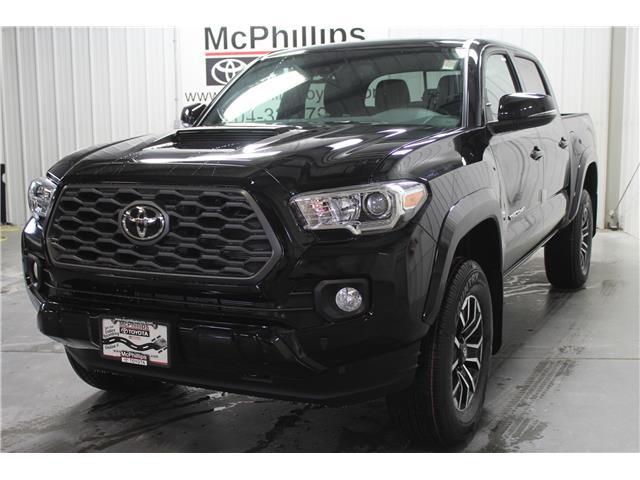 2020 Toyota Tacoma Base (Stk: X224182) in Winnipeg - Image 1 of 22