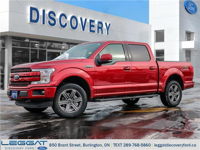 2020 Ford F-150 Lariat (Stk: F120-88743) in Burlington - Image 1 of 22
