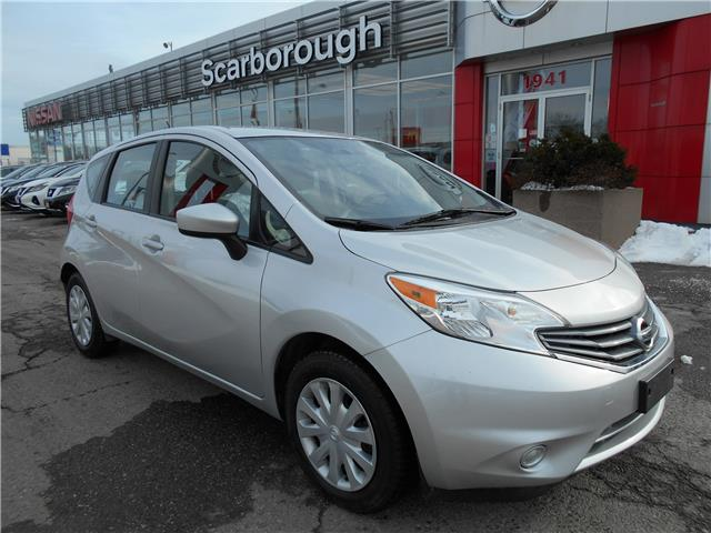 2015 Nissan Versa Note 1.6 SV (Stk: Y20067A) in Scarborough - Image 1 of 21