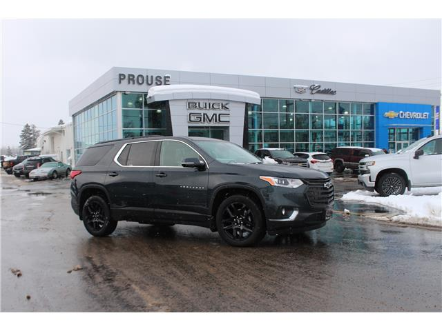 2020 Chevrolet Traverse 3LT (Stk: 5545-20) in Sault Ste. Marie - Image 1 of 1