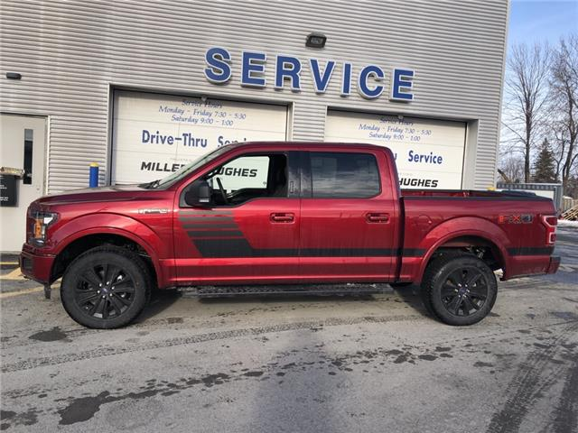 2019 Ford F-150 XLT (Stk: 19421) in Cornwall - Image 2 of 11