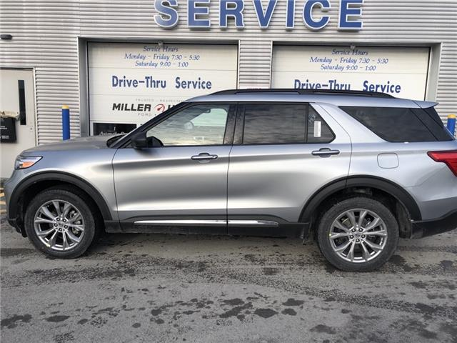 2020 Ford Explorer XLT (Stk: 20071) in Cornwall - Image 2 of 10