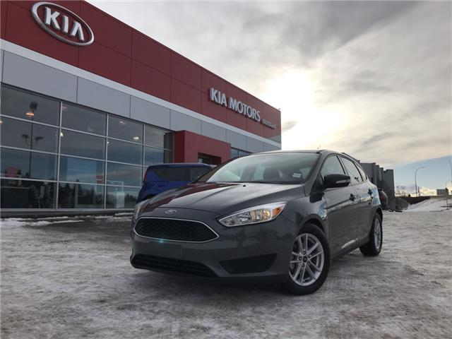 2017 Ford Focus SE (Stk: P0257A) in Calgary - Image 1 of 21