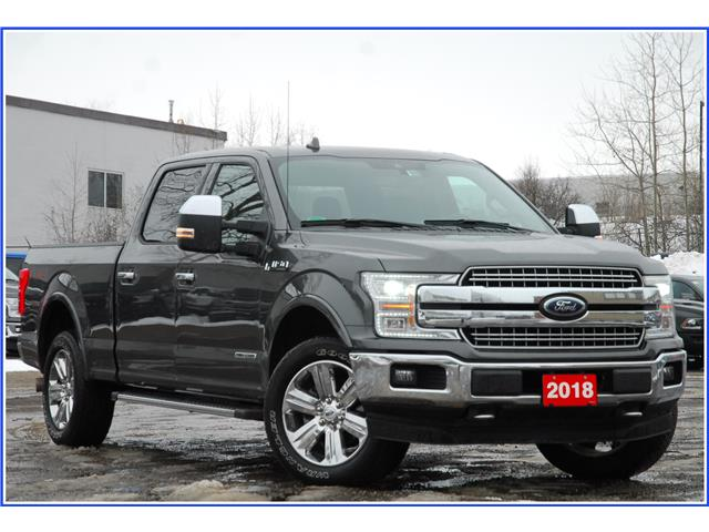 2018 Ford F-150 Lariat (Stk: 9F9160A) in Kitchener - Image 1 of 21