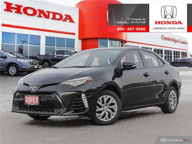 2017 Toyota Corolla SE 2T1BURHE2HC770722 20279B in Cambridge