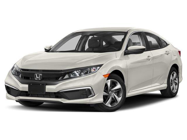 2020 Honda Civic LX (Stk: K0346) in London - Image 1 of 9
