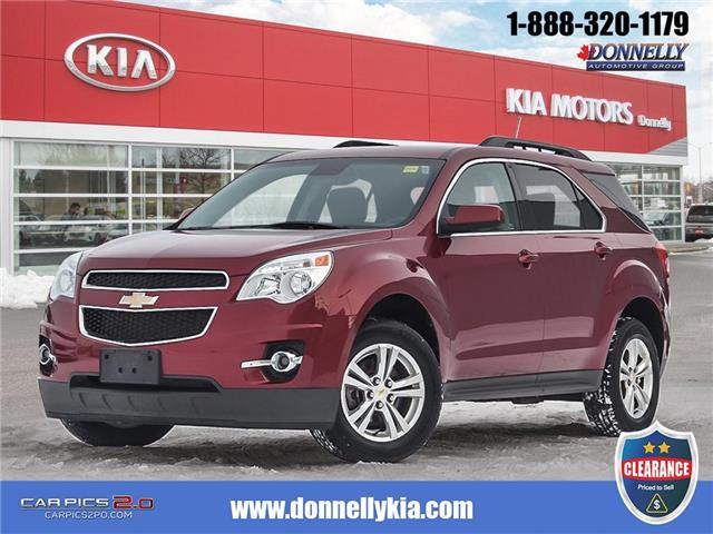 2012 Chevrolet Equinox 2LT (Stk: KT236A) in Kanata - Image 1 of 27
