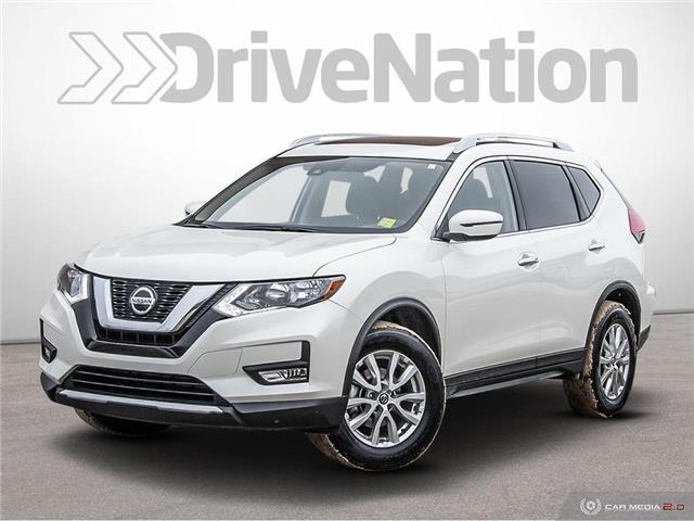 2019 Nissan Rogue SV (Stk: D1575) in Regina - Image 1 of 27