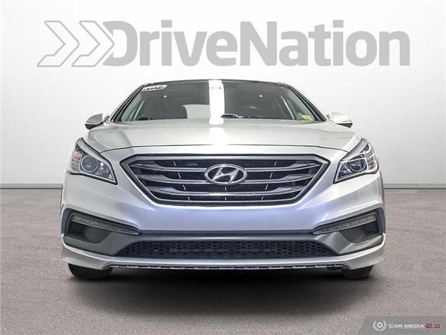 2016 Hyundai Sonata Sport Tech (Stk: B2245) in Prince Albert - Image 2 of 25